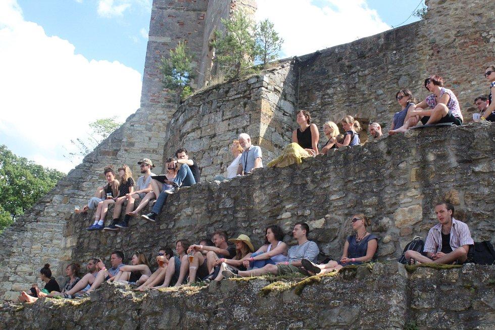 Festival s pětadvacetiletou tradicí si vychoval další generace návštěvníků.
