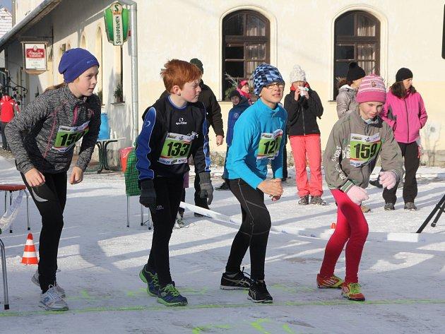 Posledním závodem v Petrovicích skončila Okresní běžecká liga. Hlavního závodu Hraběnčina běhání se zúčastnilo rekordních 140 lidí.