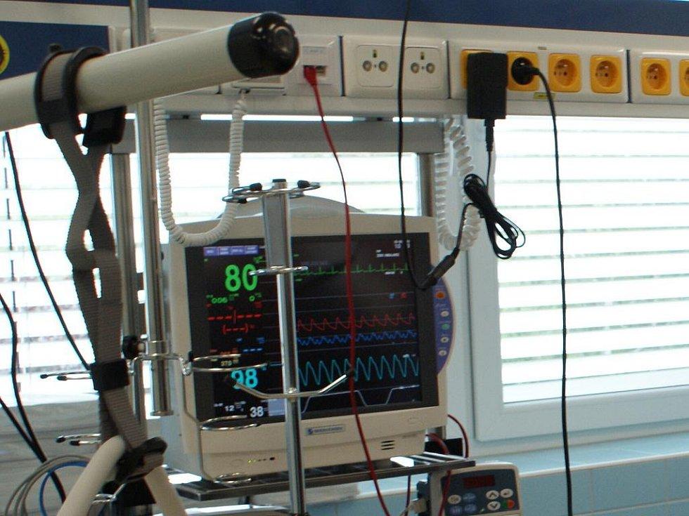 V boskovické nemocnici otevřeli novou multioborovou jednotku intenzivní péče. Dvanáct moderně vybavených lůžek bude sloužit pacientům chirurgie, ortopedie a gynekologie.