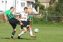 Fotbalisté Doubravice porazili v posledním kole Blansko B 3:1. Oba týmy sestupují do okresního přeboru.