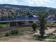Takto ve studii vypadá silniční most na Staré Blansko.