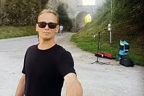 Blanenský písničkář Lubyn křižuje republikou. Na vandru zahraje na 67 místech.