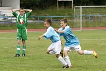 Blanenský fotbalový turnaj ovládl tým z polské Legnice.