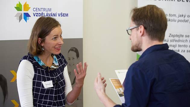 Pavla Frňková z Adamova pracuje jako kariérová poradkyně.