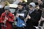 Muzikanti objížděli Blanensko a koledovali.