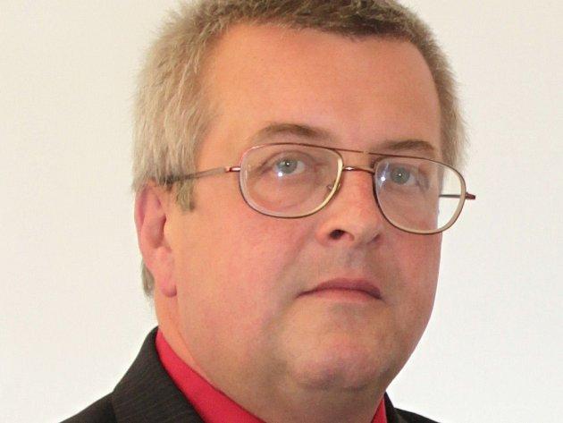 Kunštátský starosta Zdeněk Wetter.