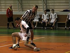 Jedovnický turnaj ve futsale Eagle cup hrály týmy z regionu i okolí. Vyhráli Přemci.