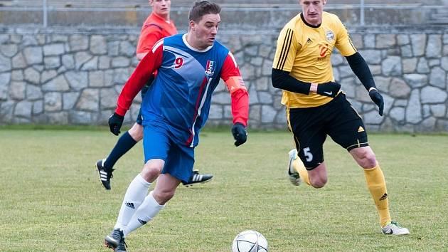 Fotbalisté FK Blansko vyhráli jarní premiéru v divizi.