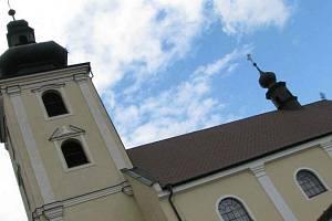 K výročí založení kostela svatého Martina vydají Blanenští knihu.