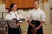 V sobotu 16. října vystoupila kapela Capella v boskovické synagoze.