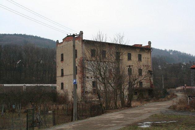 Salmův mlýn funguje jako vodní elektrárna.