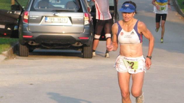 Čtvrtý závod Hraběnka Cupu 2012 se běžel z Ráječka do Petrovic.
