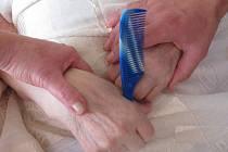 Boskovičtí používají například metodu bazální stimulace.