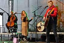 Boskovice letos slavily Malé husí slavnosti. V letním kině zazpívala Aneta Langerová.