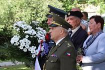 V Blansku si pietním aktem připomněli výročí bitvy u Zborova.
