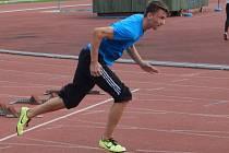 V současnosti závodí Filip Dvořák v dresu oddílu JAC Brno pod vedením blanenského trenéra Jiřího Ošlejška. Startuje i za Hodonín. Jeho doménou byly od začátku sprinty. Od šedesátky po dvoustovku.