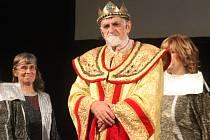 Boskovičtí viděli v sokolovně show orchestru. Z doby Karla IV.