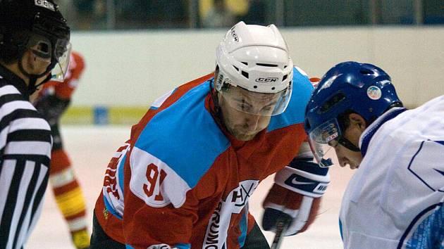 Hokejisté Dynamiters Blansko nestačili na Brumov-Bylnici.