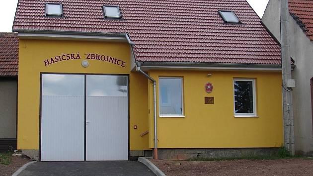 Dobrovolní hasiči z Pamětic.