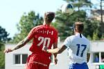 Blansko na domácím hřišti zdolalo Zbrojovku 2:0.
