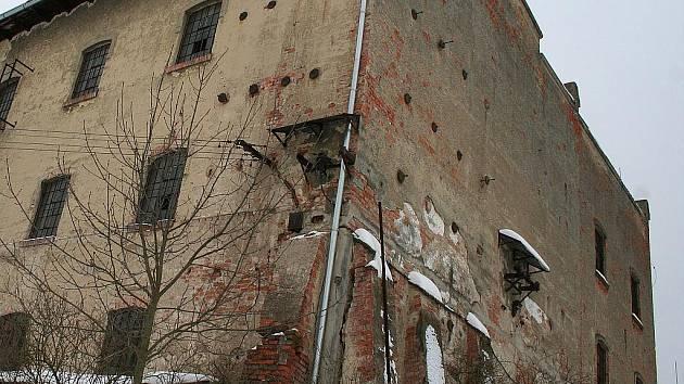 Salmův mlýn v Blansku.