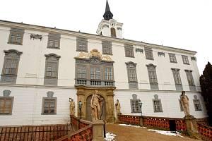 Zámek Lysice - ilustrační foto.