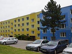 Někteří obyvatelé ulice Na Vyhlídce v Boskovicích se hádají kvůli výměně rozvodních skříní.