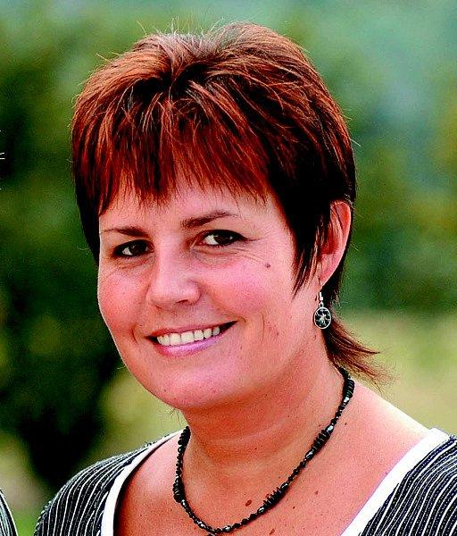 Eva Dvořáčková, zpěvačka z dua Eva a Vašek