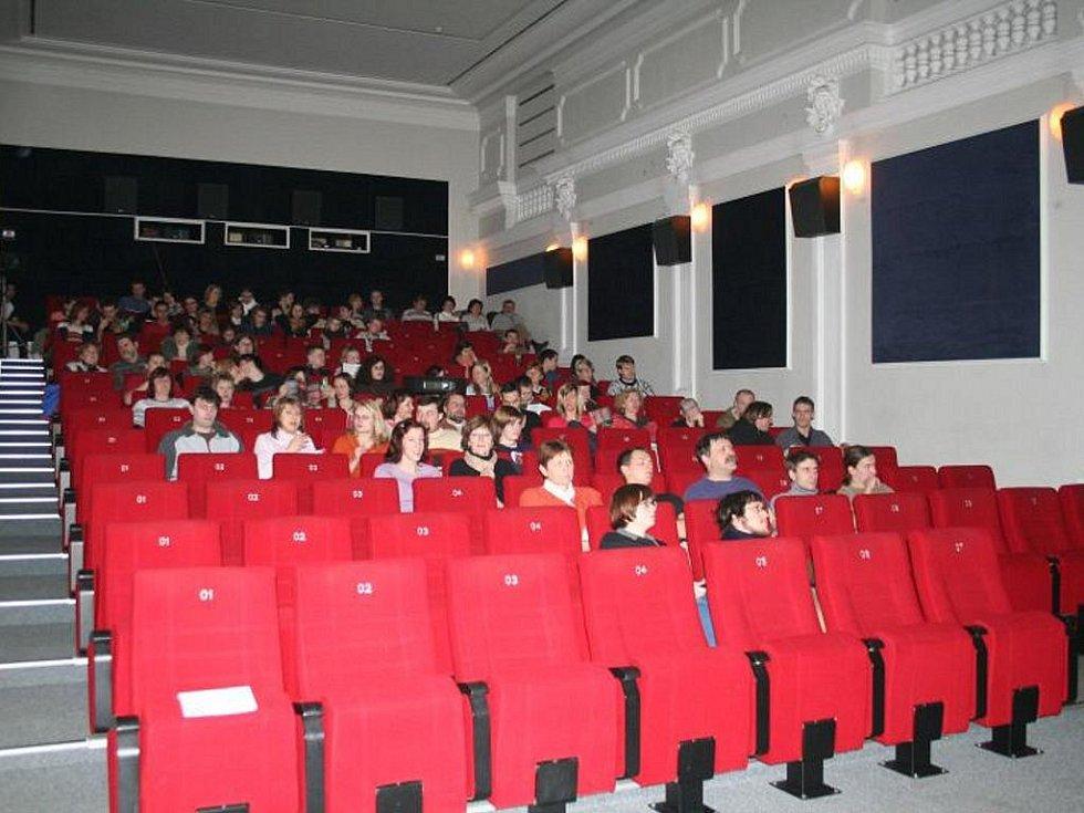 Kino Panorama. Ilustrační
