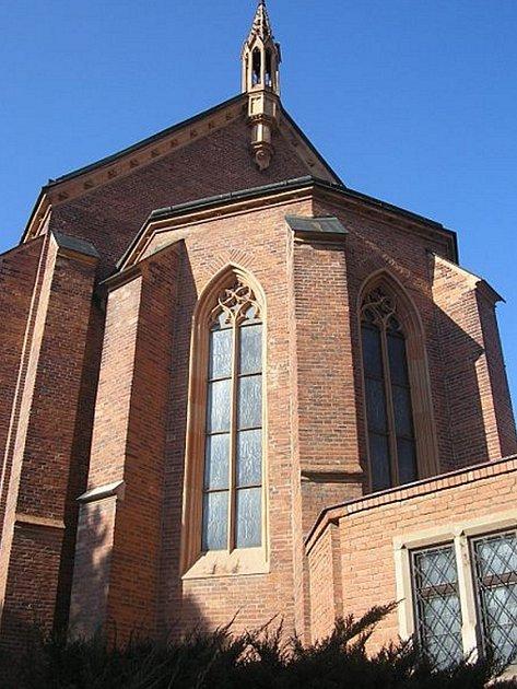 Kostel sv. Barbory v Adamově