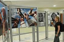 Festival filmů, setkání a dobrodružství Rajbas 2013. Třídenní akce se konala v Blansku letos již popatnácté.