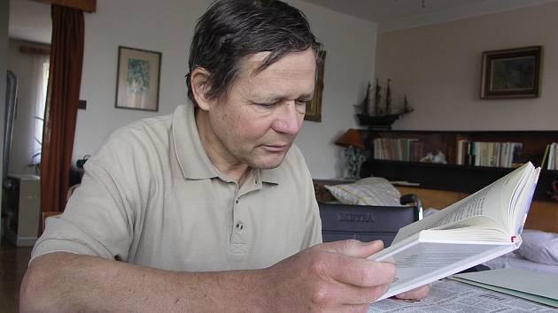 Spisovatel pohádek pan Konvalinka