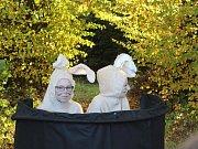 Pohádkový les po pětadvacáté. V Jedovnicích se v sobotu uskutečnila tradiční akce pro děti.