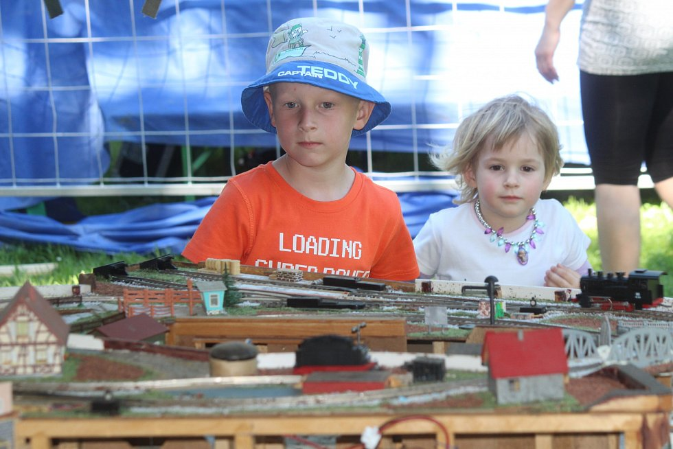 Přehlídka volnočasových aktivit pro děti se v Blansku konala už popáté.