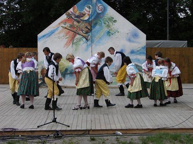 Kořenecké folklórní slavnosti.
