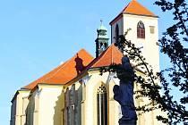 kostel svatého Jakuba Boskovice