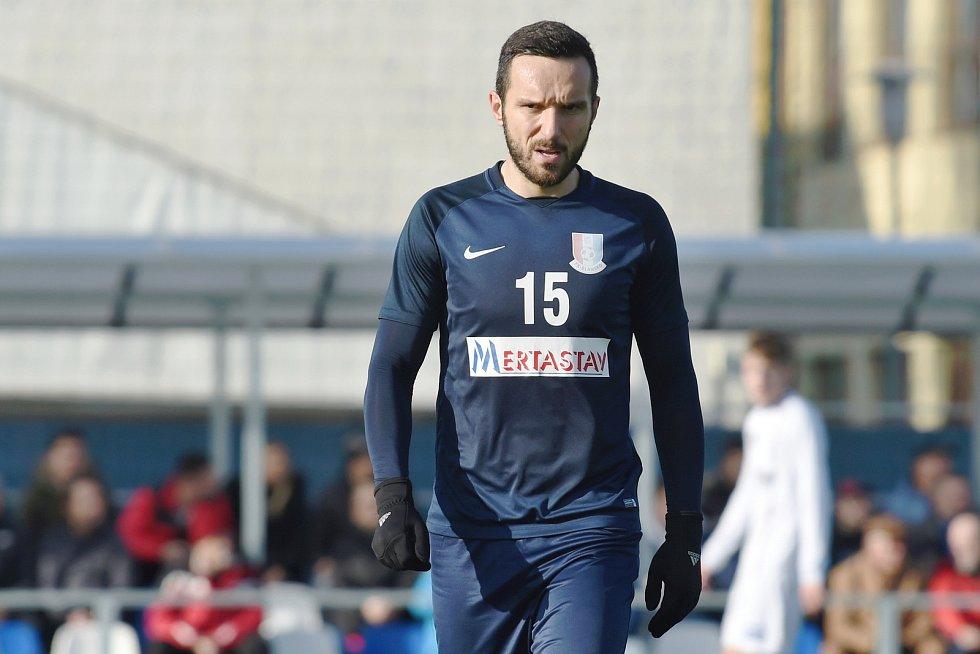 FK Blansko - Haris Harba