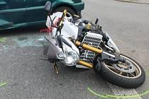 Lidský život si vyžádala nehoda, která se stala v neděli večer na silnici I/43 u Svitávky.