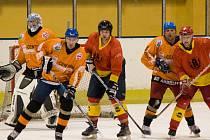 Hokejisté blanenské rezervy prosvištěli okresním přeborem bez jediné porážky. V posledním kole už hráli s Černou Horou pouze o udržení neporazitelnosti.