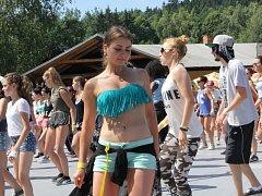V Jedovnicích se koná tradiční street dance kemp za účasti špičkových umělců z celého světa