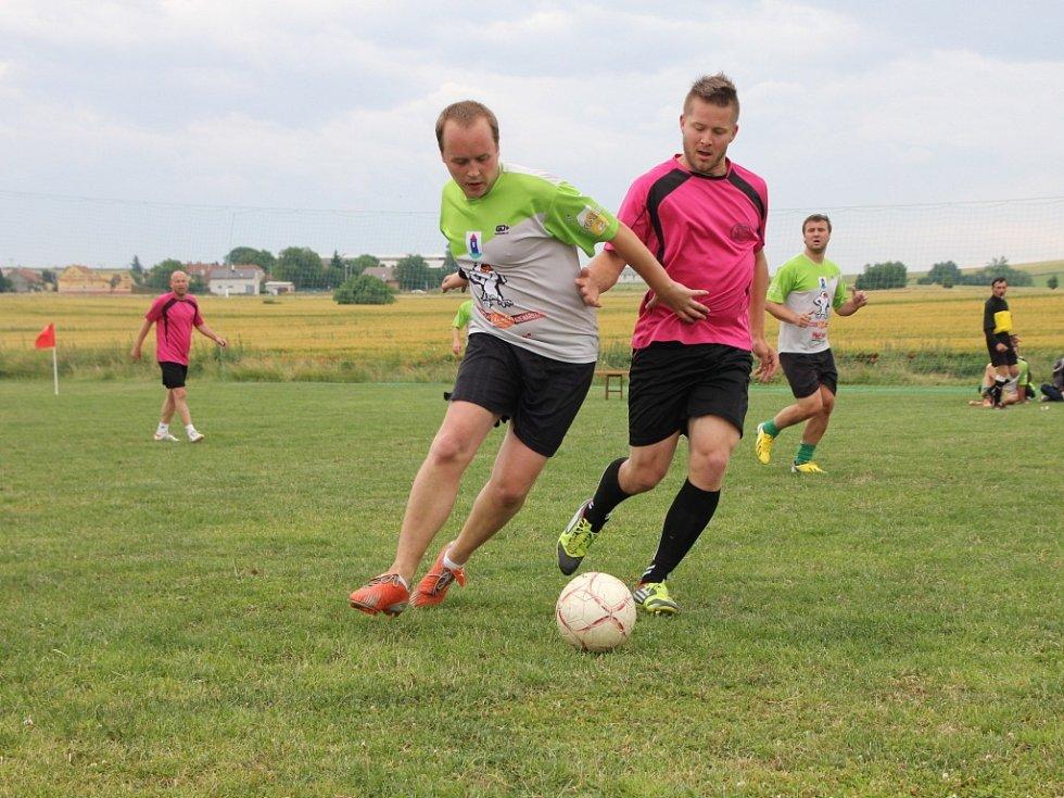 Dvoudenní turnaj v malé kopané ovládl jako každý rok fotbalový areál ve Vilémovicích. Poprvé zvítězili Orli Kotvrdovice.