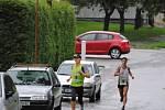 Hraběnka Cup 2014 měl na programu čtvrtý závod. Na běžce čekala bezmála osmikilometrová trať z Ráječka do Petrovic. Vyhrál Jan Kohut před Vojtěchem Grünem. Mezi ženami pak Karolína Zádrapová.