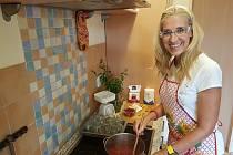 Zpracování úrody má Hana Korčáková z blanenské Olešné jako hobby.