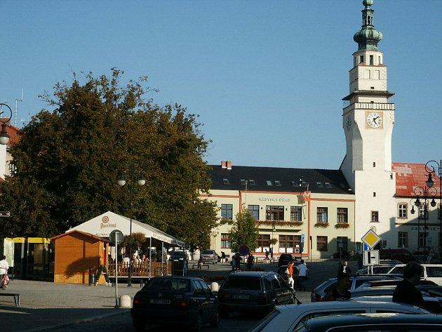 boskovická radnice