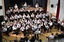 Velký dechový orchestr ZUŠ Letovice