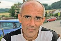Křtinský Jiří Bezrouk suverénně vyhrál Moravský ultramaraton, tedy sedm maratonů v sedmi dnech.