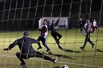 Zimní turnaj v Boskovicích Dahepo Cup nabídl derby Boskovic a Blanska B.