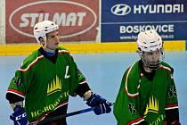 In-line hokejisté HC Boskovice  vyřadili v osmifinále extraligy Zlín a o postup do Final Four si zahrají s IHC Prague Rats.