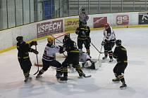 Hokejisté Boskovic prohráli na svém ledě rozhodující třetí zápas semifinále krajské ligy s Uničovem 6:2 a sezona jim skončila.