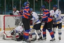 Hodonínští hokejisté mají z dobře rozjetého zápasu s Orlovou jen bod.
